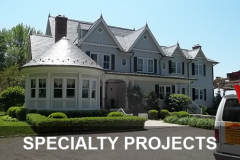 SPECIALTY ROOFING PROJECTS